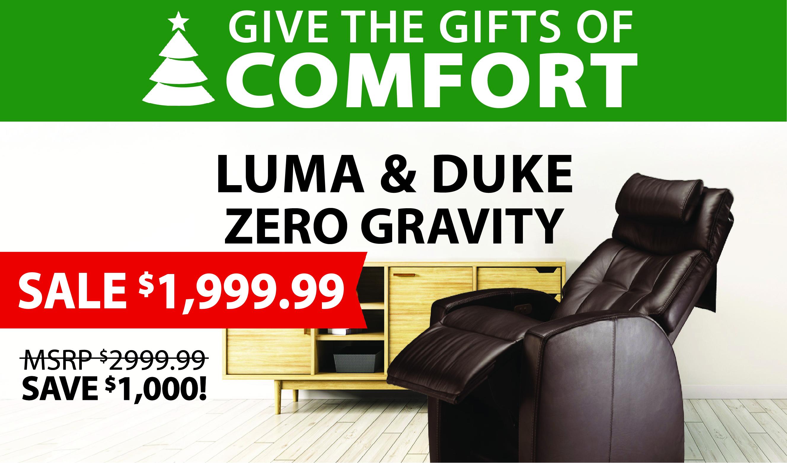 Luma & Duke Sale